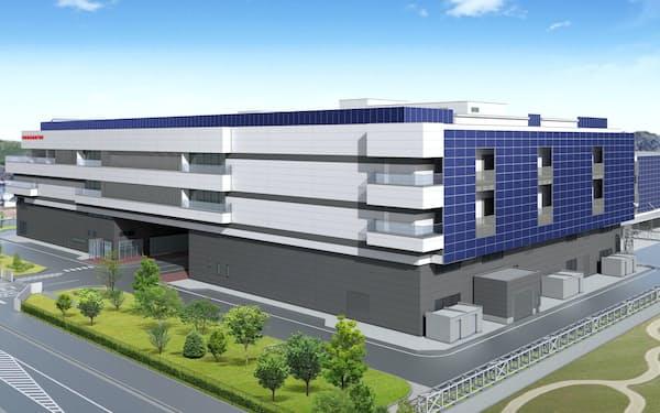 浜ホト豊岡製作所の新棟(写真はイメージ)