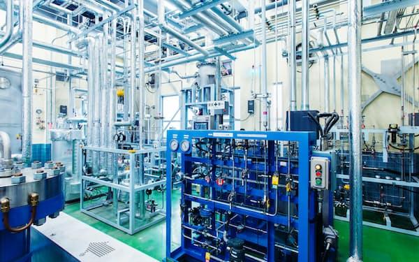 つばめBHBは東工大の技術で小型のアンモニア製造装置を開発