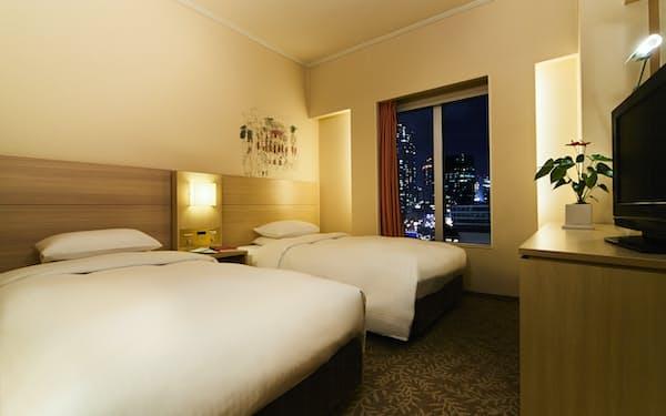 リーガロイヤルホテルでは30泊15万円から宿泊できる