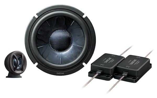 三菱電機が発売する車載用スピーカー「DS-G400」