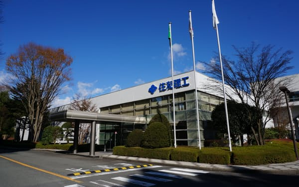 住友理工は富士裾野製作所(静岡県裾野市)を生産再編する