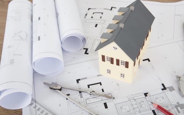 築絵通を利用すれば、施工図作製のコストを一般相場に比べて10分の1に抑えることができる=図虫提供