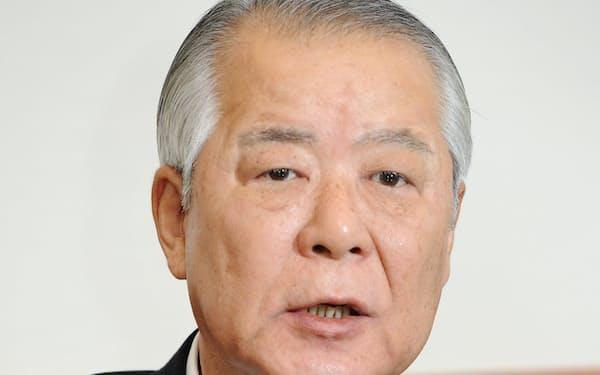 あいおいニッセイ同和損害保険の鈴木久仁会長