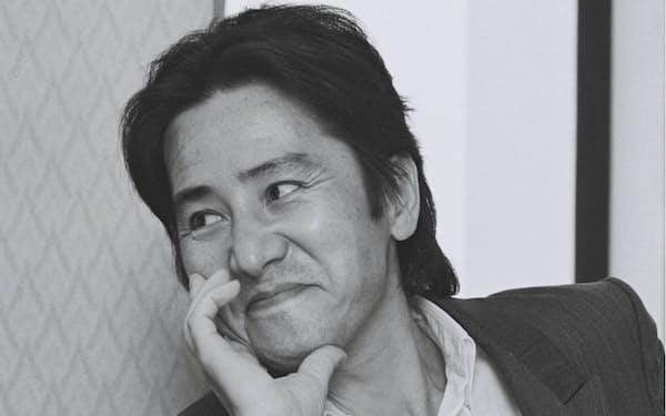 田村正和さん(1993年)