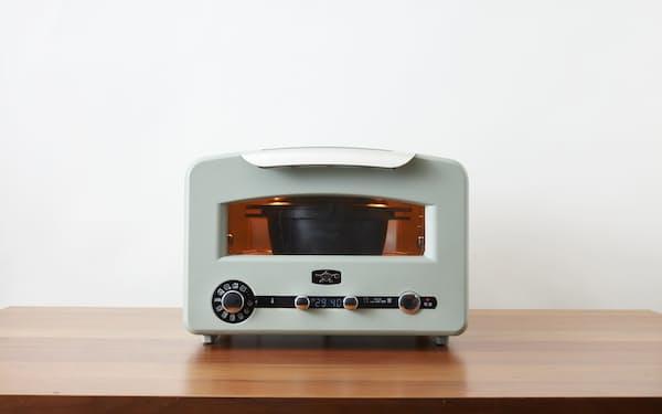 日本エー・アイ・シーのトースター「アラジン」は炊飯に対応した