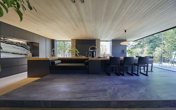 大和ハウスは4月下旬、富裕層向けに同社で最高価格という戸建ての新商品を発売