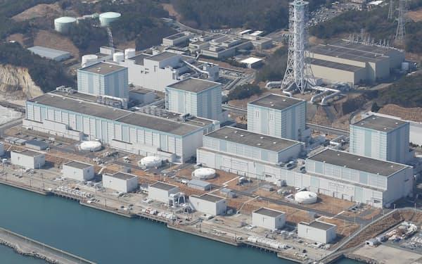 東京電力福島第2原子力発電所
