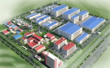江蘇省に増築する工場のイメージ
