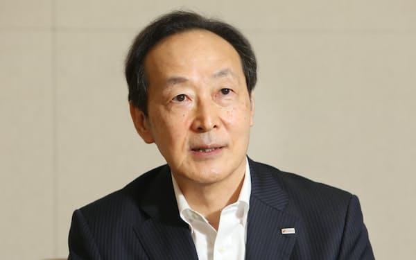 渡部肇史 Jパワー社長