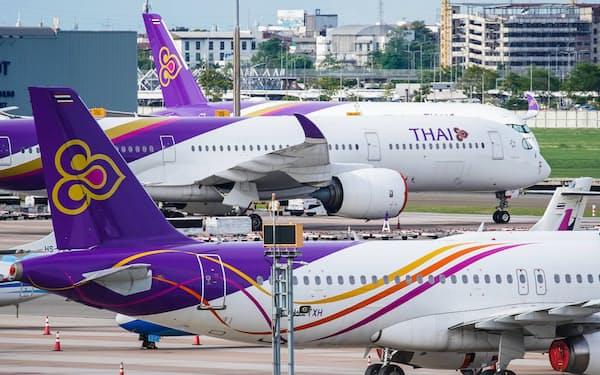 タイ国際航空は2020年5月に経営破綻した