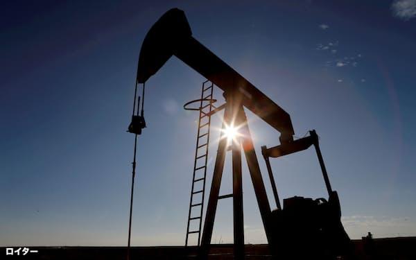 米テキサス州の石油掘削現場=ロイター