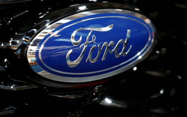 フォードは車載電池の調達体制を強化する=ロイター