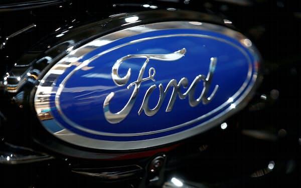 フォードはSKイノベーションと組んで車載電池の調達体制を強化する=ロイター