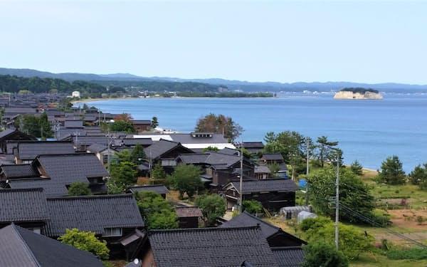 石川県珠洲市