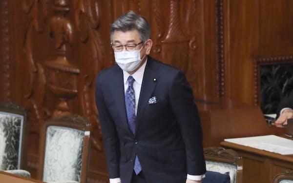 武田総務相(4月)