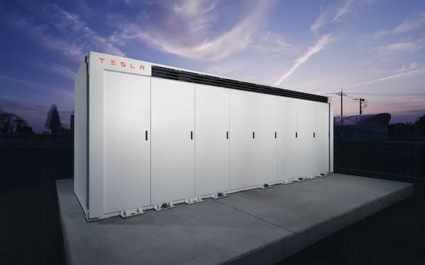 テスラは家庭用蓄電池に続き、大型蓄電池で日本市場に本格参入する