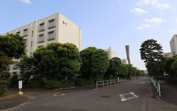 大規模団地「多摩川住宅」の建て替えが始まる