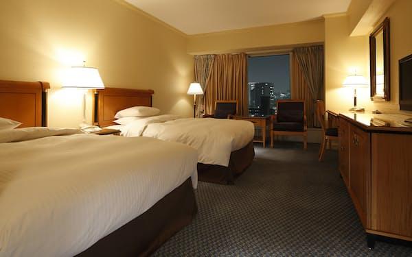 リーガロイヤルホテルは最長6時間利用できるデイユースプランを始めた