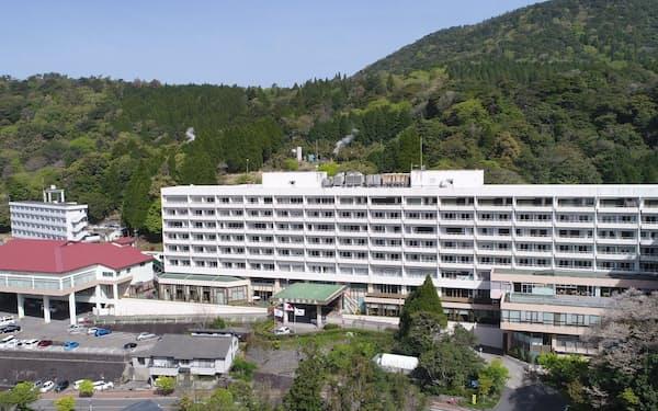 20日に閉館予定だった霧島観光ホテルは、新たな運営会社が6月から営業することになった