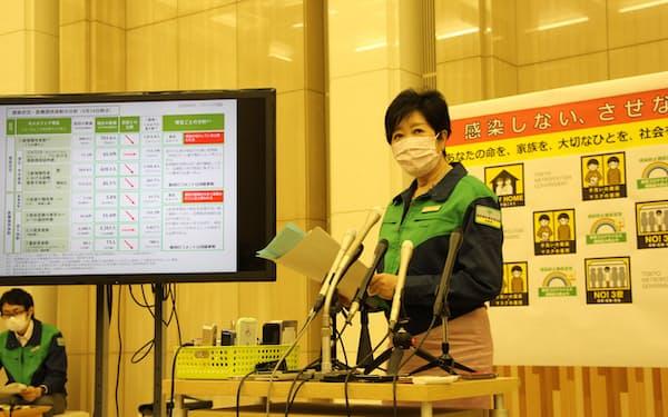 東京都は様々なデータを新型コロナウイルス感染症対策サイトで公開している