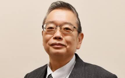 東北大学の遠藤哲郎教授
