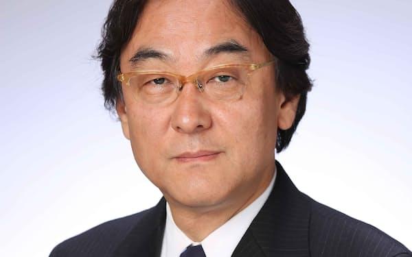 金光氏が両社の社長を兼任する