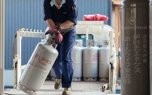 伊藤忠エネクスホームライフ東北は東北5県でLPガスを供給している