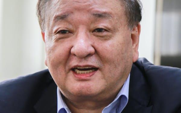 姜昌一駐日大使