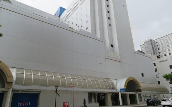 秋田ホテルは12月に「ANAクラウンプラザホテル秋田」に名称を変更する