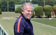 私のすべて、次世代へパス 68歳・ジーコ氏のサッカー魂