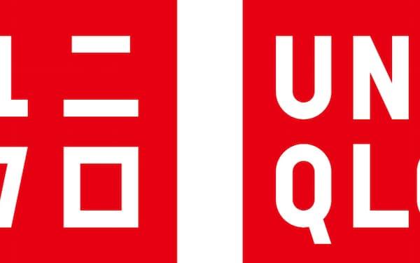 「ユニクロ」のロゴ