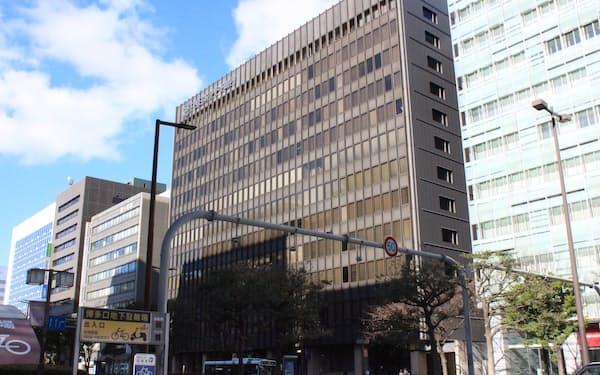 西日本シティ銀行(福岡市)