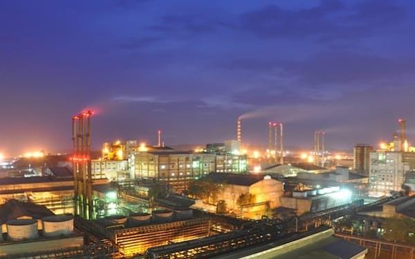 インドラマ・ベンチャーズのインドの生産拠点