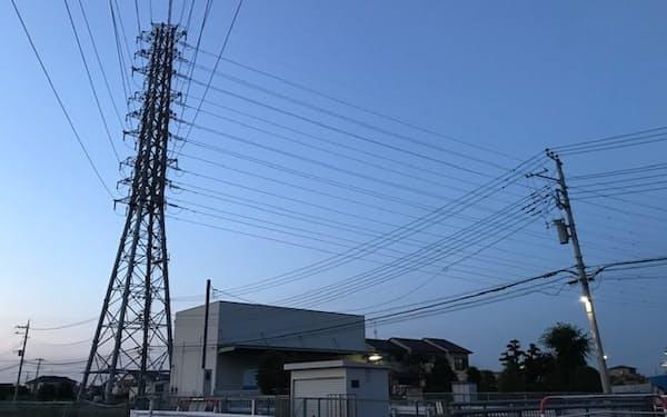 電力需給は綱渡り状態が続いている