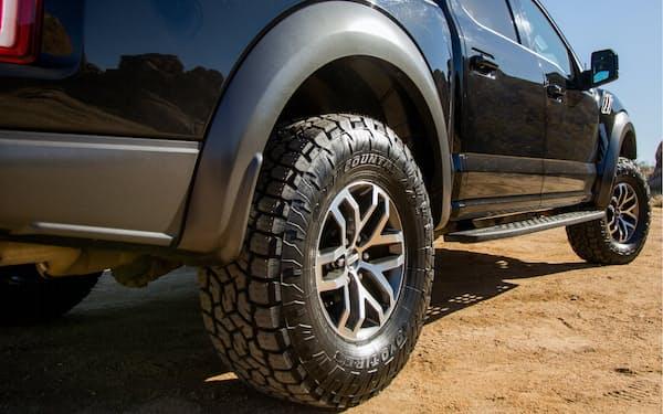 TOYOのSUV用タイヤは新商品が北米の一部販売店で納品待ちに