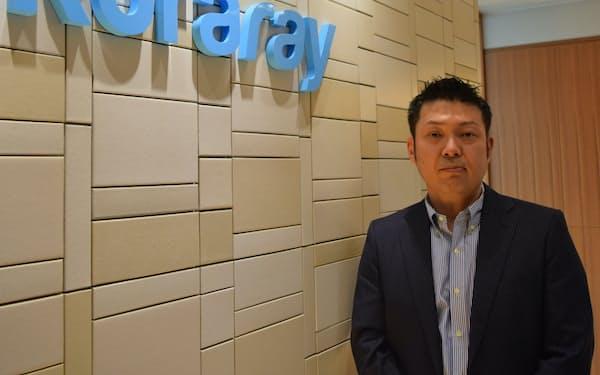 うえき・まさかず 02年クラレ入社、子会社のクラレメディカル配属。09年にクラレのジェネスタ事業部へ異動。17年にマネジャー昇格。19年からグループリーダーとして既存製品の販売拡大と市場開拓を担う。大阪府出身。