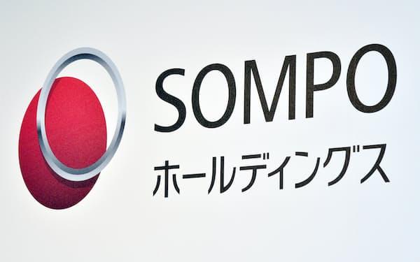 SOMPOホールディングス(HD)のロゴ