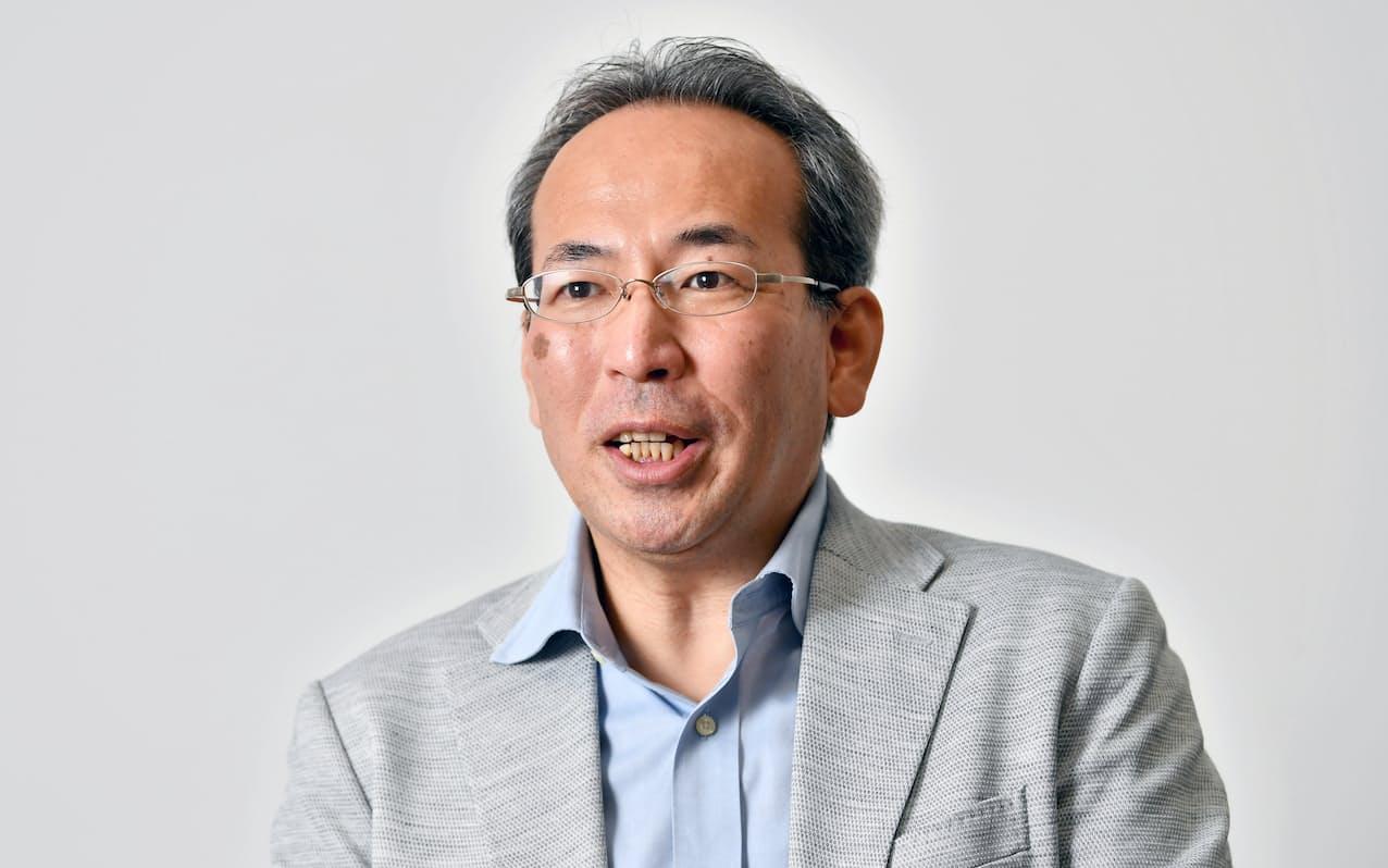 しみず・はやみ 1965年岐阜県生まれ。筑波大卒業後、伊藤忠商事に入社。同社でデジタルを活用したバイオ関連事業の立ち上げを担当。医療マーケティング会社の代表などを経て、2020年6月から大阪大学ベンチャーキャピタル代表。