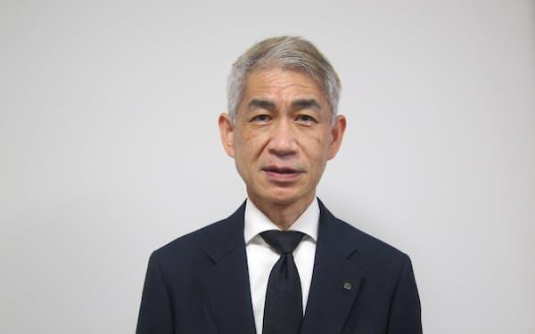 水戸京成百貨店の芹沢弘之新社長