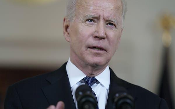 バイデン米大統領は新型コロナの発生源で追加調査を指示した=AP