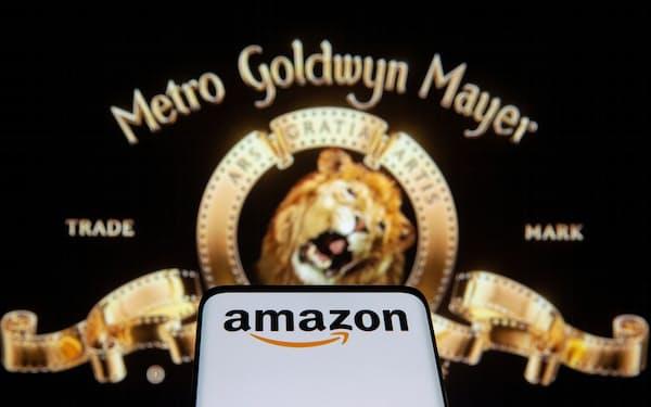 アマゾンは9200億円でMGMを買収する=ロイター