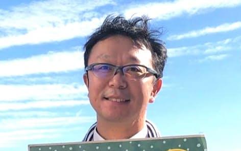 ブルーレイクプロジェクト代表の夏目記正さん