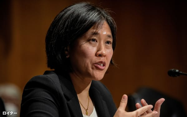 タイUSTR代表は中国との貿易協議で米国の懸念を伝えた=ロイター