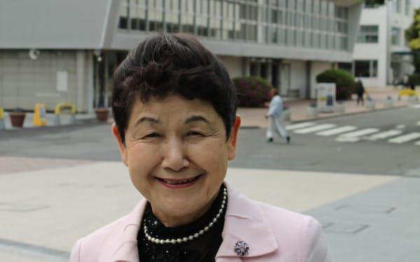 昭和女子大理事長・総長の坂東真理子氏