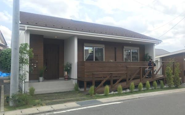 郊外を中心に戸建て住宅を販売するケイアイスター不動産は業績が好調