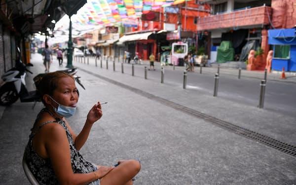タイ政府は追加借り入れを国民や企業への支援に充てる=ロイター