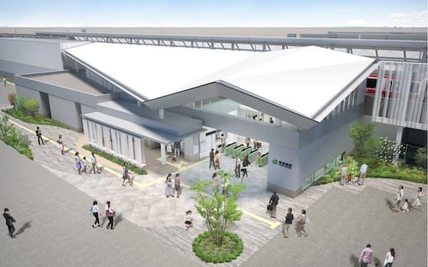 JR千葉支社は幕張地区にできる新駅の名前を募集すると発表した(写真はイメージ)