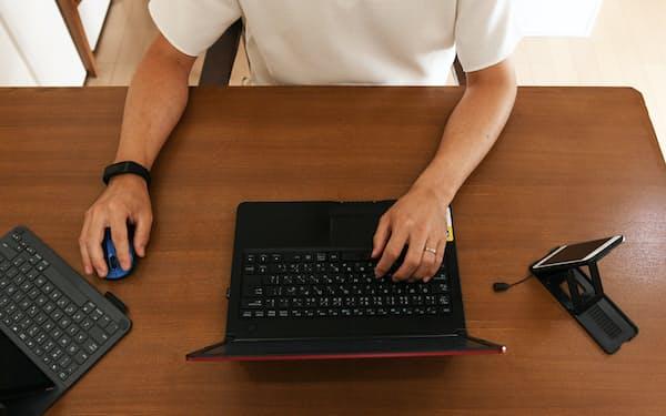 在宅勤務用のスペースを確保するため住み替えを検討する人が増えている