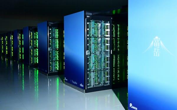 全国の大学や研究機関を結ぶ学術情報ネットワーク「SINET」は、スーパーコンピューター「富岳」を支える屋台骨の役割も担っている