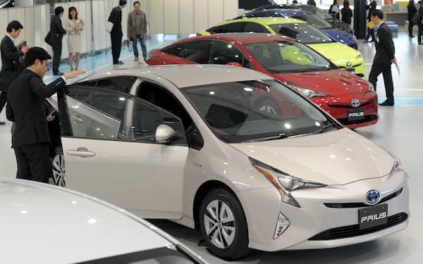 トヨタ自動車は「プリウス」などHVを世界で1500万台以上販売した実績がある